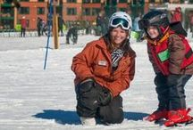 Ski Trips for Families Near NYC / Enjoy some family winter fun at these top ski resorts near New York City! Find more ski resorts on Yuggler - the App for Family Fun. #winter #skiing #NYC