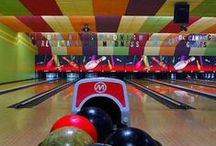 Top Bowling Alleys In and Around New York City / Check out the top bowling alleys in New York City to find some indoor family entertainment! Search on Yuggler - the App for Family Fun - for more bowling alleys near you. #bowling #familyfun
