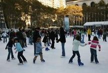 Favorite Ice Skating Rinks In/Near Long Island / Check out our list of the top ice skating rinks within 25 miles of Long Island, New York! Search for other ice skating rinks & other winter activities near you on Yuggler - the App for Family Fun.