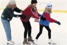Best Ice Skating Rinks in New Jersey / List of our favorite places to take the family ice skating in New Jersey! Find a location near you on Yuggler - the App for Family Fun.