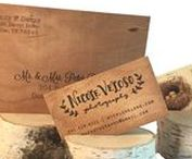 Wood Place Cards / Wooden place cards made from scratch in Fort Collins, Colorado USA using sustainable woods. We have a variety of wood species and options available. Shipped to anywhere in the world. Please contact us for a price quote! Sales@ucppromo.com, 970-282-9591
