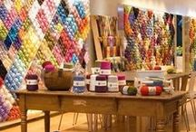 Best NYC Craft Stores / Get crafty with the whole family! Check out our list of the best craft stores located in New York City! Use Yuggler - the App for Family Fun - to find a craft store near you.