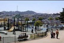 Top 25 Playgrounds in San Francisco / Take the kids for a day of play! Check out our collection of the 25 best playgrounds in San Francisco. To find all playgrounds near you, search for #playground in Yuggler - the App for Family Fun.