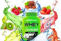 HARDER / Nouvelle gamme de nutrition sportive FitnessBoutique HARDER