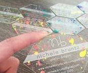 Acrylic Business Cards / Make your business memorable with Acrylic Business Cards. Custom made in Fort Collins, Colorado USA but shipped to anywhere in the world. We have a variety of acrylic colors and options available. Please contact us for a price quote! Sales@ucppromo.com, 970-282-9591