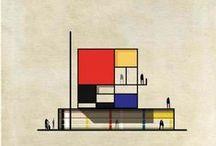 De Haus Stijl / Bauhaus x De Stijl