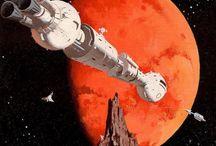 Clark et al / Science fiction stuff