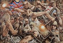 Peter Howson Demokratia project / The Life and Works of Peter Howson www.peterhowson.co.uk