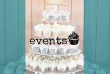 Events / Weddings, Showcases, and other Events that included Extraordinary Cupcakes!