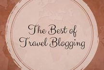 Best of Travel Blogging / Only the best travel related content on Pinterest. Destinations, hacks, packing lists, travel gear, itineraries from all around the globe