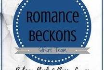Romance Beckons / Guest Posts, Blog Hops, Features, Memberships and Affiliations... everything to do with Becca Layne & Paloma Beck's writing.