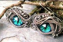 Unusual bead items