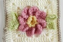 crochet squares & motifs / by Sevim Doğramacı