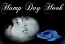 Hump Day Hook / A collection of author's Hump Day Hook posts. HDH is a weekly meme where each contributing author posts a single paragraph from one of their WIPs or published books. It's a sampling of their work to GET YOU HOOKED!