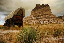 Oregon Trail Pictures / Famous landmarks and settings on the Oregon Trail