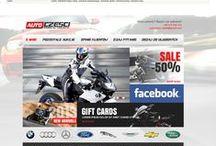 Allegro, Social Media / Szablony Allegro, Facebook Fanpage, Youtube Channel oraz inne działania promujące.