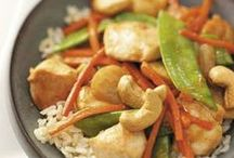 Asian Cuisine / by Dale Dhm Mmp