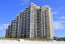 Sandestin Resort: Beachside II / Beachfront studio, 1 bedroom, and 2 bedroom options. Located in the gorgeous Sandestin Golf & Beach Resort. Quick, easy bookings 24/7, 365 days of the year. Amenities include but not limited to parking garage, tanning deck, basketball court, putt-putt course, water-side pool, and direct beach access.