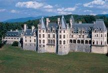 Biltmore House / House of Vanderbilt / by Dale Dhm Mmp