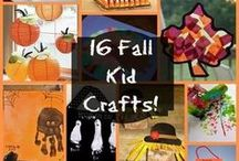 kiddo crafts! / by Crystal Colaric
