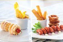 Gourmet / Recetas, temas de cocina y platos a degustar