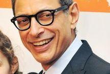 Jeff Goldblum / by Olivia Veronica