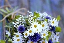 Fleurs mariage / Bouquets de fleurs pour mariage Mélanie