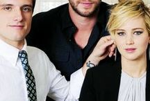 Jennifer Lawrence & Josh Hutcherson