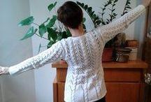 DIY Fatti da me - Maglia / I miei progetti realizzati #fattiamano #handmadebyirene #knitt