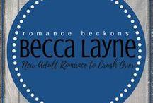 Becca Layne's Books