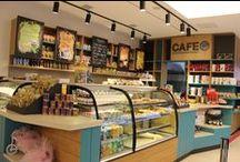 Kafeterya / Her gün 07:00 - 23:00 arasında hizmetinizdeyiz...
