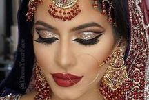 Bridal Makeup / Behind the scenes scoops, tips , tricks, DIY hacks, trending looks, swoon worthy real makeup inspiration and make up artist recommendations - all you need for bridal makeup