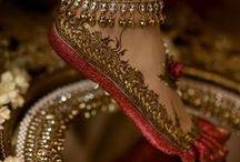 Mehendi Designs / Stunning mehendi designs and henna inspiration for them Indian brides :)