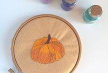 Моя вышивка (my embroidery)