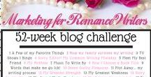 MFRW Blog Challenge / Posts from MFRW authors participating in the MFRW 52-Week Blog Challenge