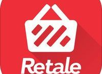 Save Money with RETALE / Save money with the RETALE app!