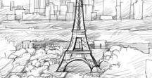 Drawing: Travel