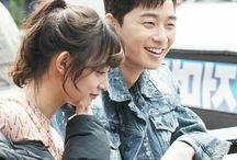 Fight for my way / En sevdiğim Kore çifti Hantoldan sonra gelir kendileri❣️