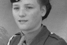 ATS, WRAC, Land Army,girls in uniform UK / women who served in the Forces