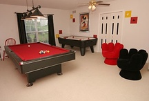 Time to Play...Fun Game Rooms by Real Deals Home Decor