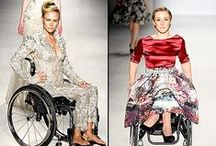 Disabilties in the Media / Photo's and/or stories about people with disabilities in the news.