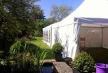 Marquee Marvel - Corporate Marquee Hire / Marquee's can also be rented for corporate events, we have a wealth of experience in that area from Dogstrust, annual fund raiser to County Council events and embassy events all over Ireland.