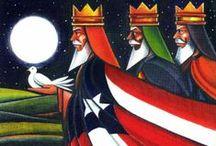 Puerto Rico - Cultura - Costumbres y Tradiciones / by Anaida Ruiz