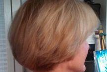 Cheryl's Hair Styles / Photos of hair cuts / by Cheryl Ann