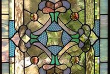 Stained Glass Art / by miriam perez2