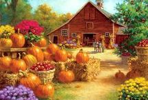 Autumn- Favorite Season / by miriam perez2