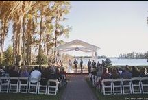 Cypress Grove Estate House Weddings / White Rose Entertainment Weddings at Cypress Grove Estate House