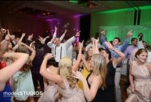 Dance Time Fun / White Rose Entertainment doing what we do best and keeping the party on the dance floor during the Reception!