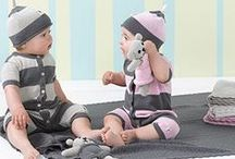 Gorgeous Cotton Baby Clothes / Exquisitely styled luxury cotton clothes