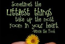 Sweet baby quotes / Lovely things said about your baby..